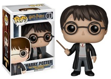 Funko POP Movies: Harry Potter Action Figure Model With Gift Box(China (Mainland))
