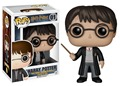 Funko pop filmes: harry potter action figure modelo com caixa de presente