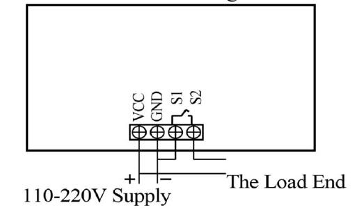 HTB1GTzlH1uSBuNjSsziq6zq8pXao W3230 DC 12V 24V 110V-220V AC Digital Temperature Controller LED Display Thermostat With Heating/Cooling Control Instrument
