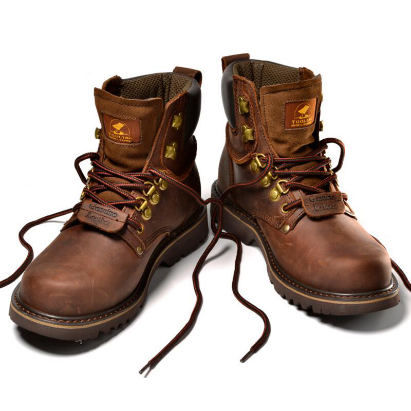 Online Buy Wholesale quality work boots from China quality work ...