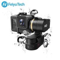 GARTT FeiyuTech WG2 Wearable Mountable 3 axis Waterproof Gimbal Stabilizer for GoPro 6 4 5 Session YI 4K SJCAM AEE Action Camera