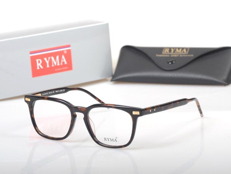 New York marque lunettes Prescription lunettes cadres hommes femmes mode lecture lunettes ordinateur optique cadre avec boîte