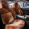 Специальные меховые чехлы на сиденья автомобиля Для Ford mondeo Фокус 2 3 kuga fusion Fiesta Пограничный Исследователь Телец S-MA автомобильные аксессуары стайлинга автомобилей