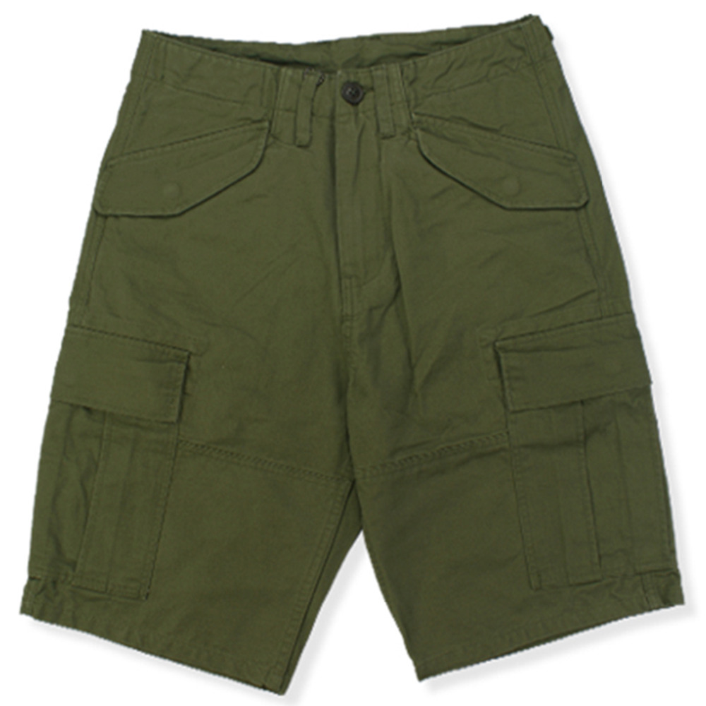 Summer Short Masculino Army Green Militar Men Cargo Shorts  Pantacourt Masculina Short Trousers Multi Pocket-in Casual Shorts from Men's Clothing    1