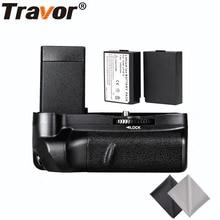 Multi Power Battery Grip For Canon 1100D 1200D 1300D EOS Rebel T3 T5 T6 EOS Kiss X50 DSLR Camera+2pcs LP E10+2pcs Lens Cloth