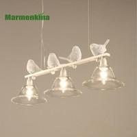 Personalidade criativa quente rústico lustres pássaros lâmpada  e14  material ferro  ac110v 220 v chandelier birds rustic chandelier chandelier iron -