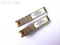 10 pçs/lote Fibra Óptica Módulo Transceptor GLC-T 1000base-T SFP De Cobre Conector RJ45 Bom Preço e Produtos de Qualidade