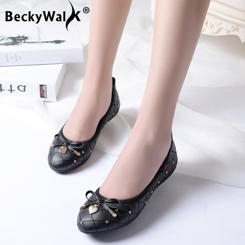 Foldable Shoes Women Flats Slip On Female Loafers Spring Autumn Ladies Shoes Zapatos Mujer Summer Shoes Woman Plus Size 35-43