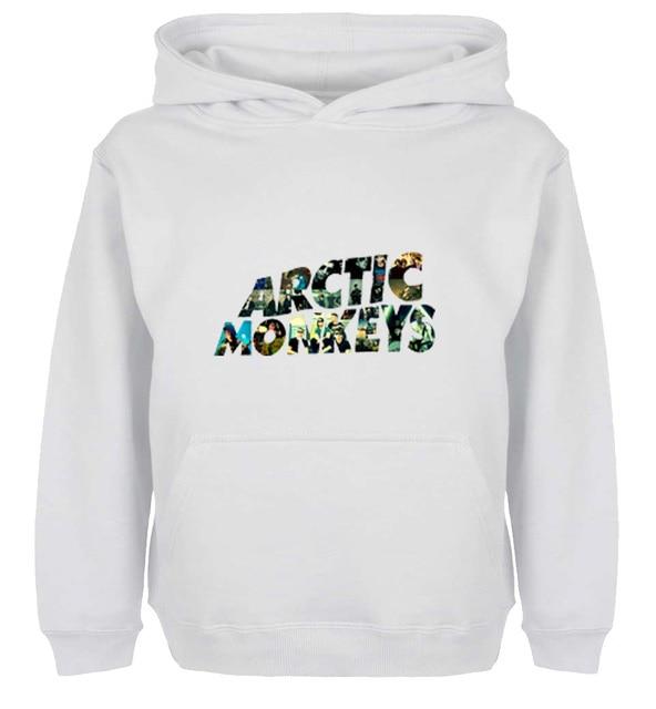 Unisex Sweatshirts For Boy Men Long Sleeves Arctic Monkeys Symbol