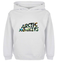 Unisex Sweatshirts For Boy Men Long sleeves Arctic Monkeys Symbol Print Autumn Winter Couple Hoodies For Birthday Parties