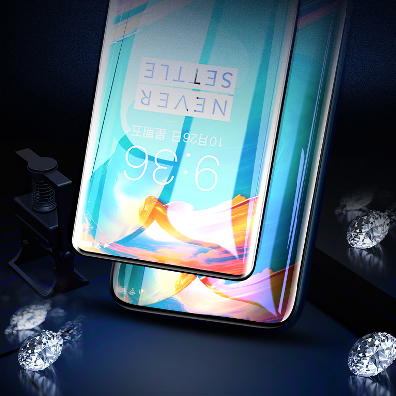 Image 5 - Oneplus 7 Pro screen protector mofi Oneplus 7 Pro tempered glass ultra clear front protective 9H Oneplus 7 Pro screen glass-in Phone Screen Protectors from Cellphones & Telecommunications