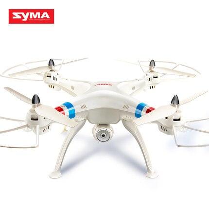 Syma X8C X8W X8G 2.4G 4ch 6 axes Venture avec caméra grand Angle FPV RC quadrirotor RTF RC hélicoptère VS X5C F181 X6 FSWB - 2