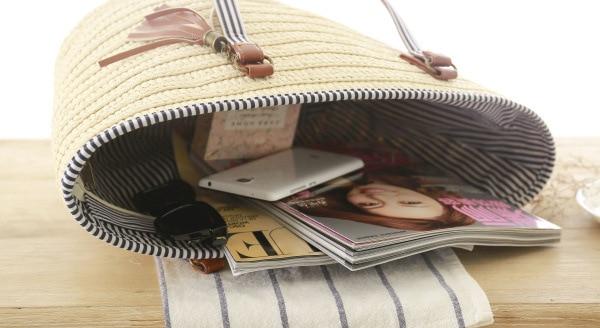 SUDS 2020 Summer Style Beach Bag Women Straw Tassel Shoulder Bag Brand Designer Handbags High Quality Ladies Casual Travel Bags 4