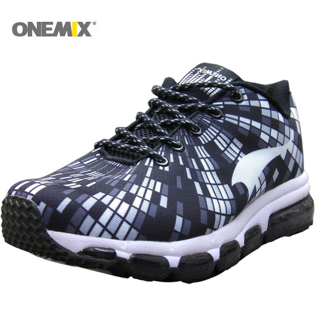 Brand Onemix Running Shoes Men Sneakers Women Sport Shoes Athletic Zapatillas Outdoor Breathable Original For Hombre Mujer 1185
