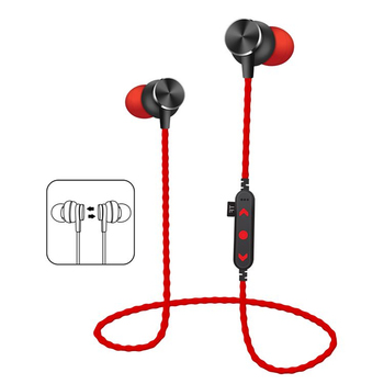 Fviyi MS-T13 Wireless Sport Earphones Bluetooth Stereo Earbuds Running Headphones Handsfree With Mic for Samsung Huawei Xiaomi