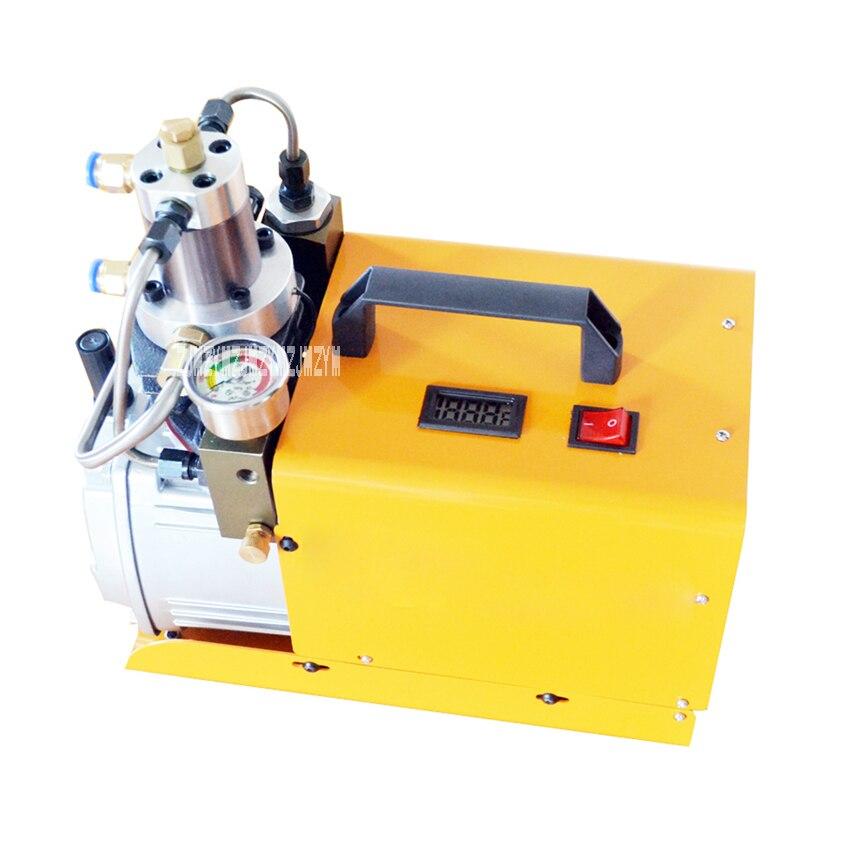 5th Generation Electric Mini Air Pump Compressor Water Cooled Single Cylinder 30MPA High Pressure Air Pump 220V 2000W 2800r/min