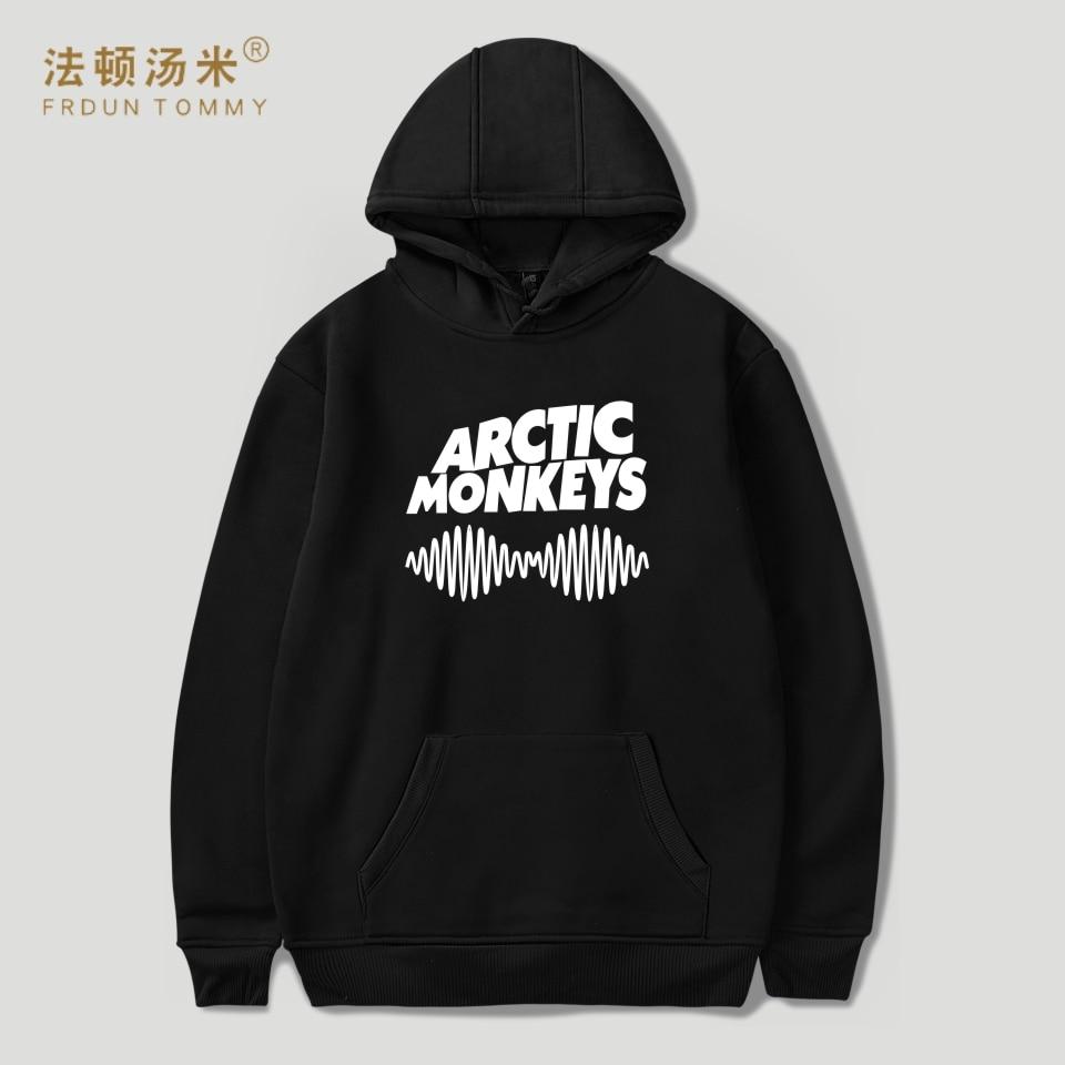Frdun Tommy harajuku novità Arctic Monkeys hoodies felpa Breaking Bad Heisenberg Donne/uomini in pile outwear plus size