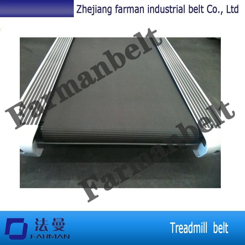Chine Fabricant 1.4 MM Noir Herbe Motif Tapis Roulant Ceinture Convoyeur Ceinture