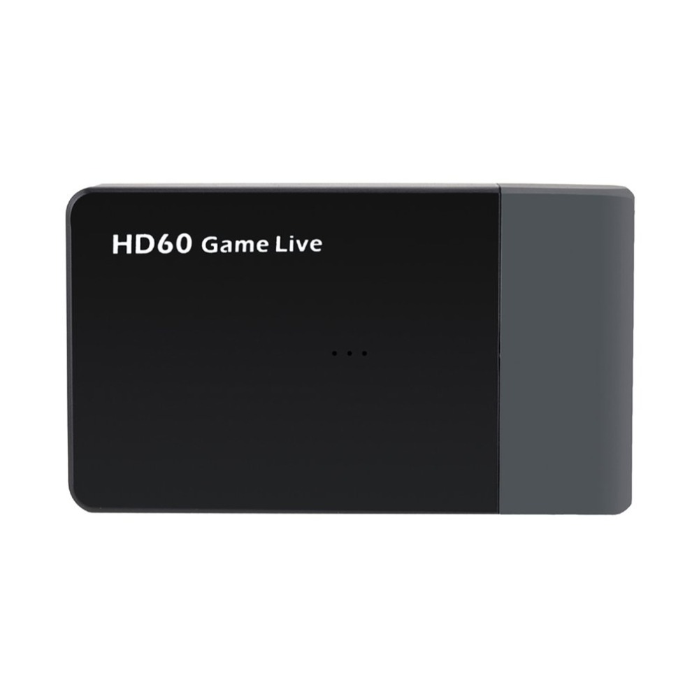 1080P HD Game Video Capture Drive Free USB 3.0 HDMI to HDMI Video Capture Card Box For XBOX One/360 for PS3/PS4 gothic and lolita