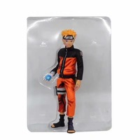 Anime Naruto Shippuden ROS Uzumaki Naruto Rasengan Manga Color Ver. PVC Action Figure Collection Model Toys Doll 25cm