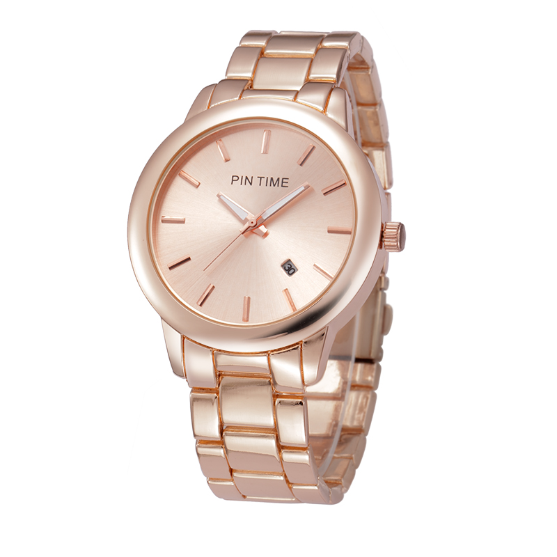 New Brand Relogio Feminino Date Day Clock Female Stainless Steel Watch Ladies Fashion Casual Watch Quartz Wrist Women Watches new famous dqg brand quartz watch women sports gold stainless steel watches relogio feminino clock casual wristwatches hot sale