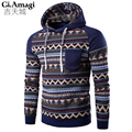 2016 New Fashion Autumn Men's Retro Hoodies Men Hip Hop Sweatshirts Man high quality Pullover Men Jacket Tracksuits Clothing