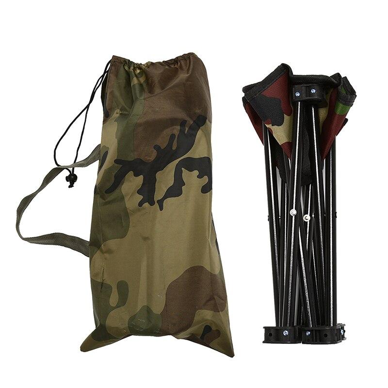 Picnic Beach Stool Mini Portable Folding Chair Outdoor Travel Fishing Camping