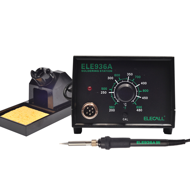 936A 70W Lead Free Thermostat Soldering Station Soldering Tools Anti-static Industrial Electric Iron Welding Station  936a 70w lead free thermostat soldering station soldering tools anti static industrial electric iron welding station