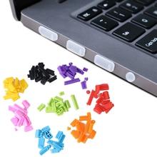 13 шт силиконовый Противопылевой заглушка пробка Универсальный пылезащитный usb-порт HDMI RJ45 Интерфейс Крышка для ноутбука ПК