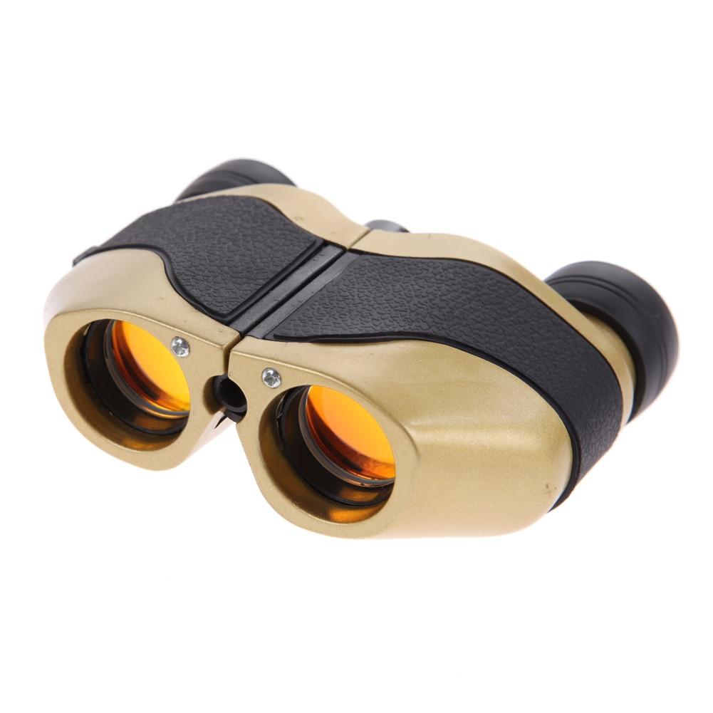 Telescopio Binocular caza al aire libre viajes 80x120 Zoom plegable día noche telescopio turismo conciertos deportivos incluso