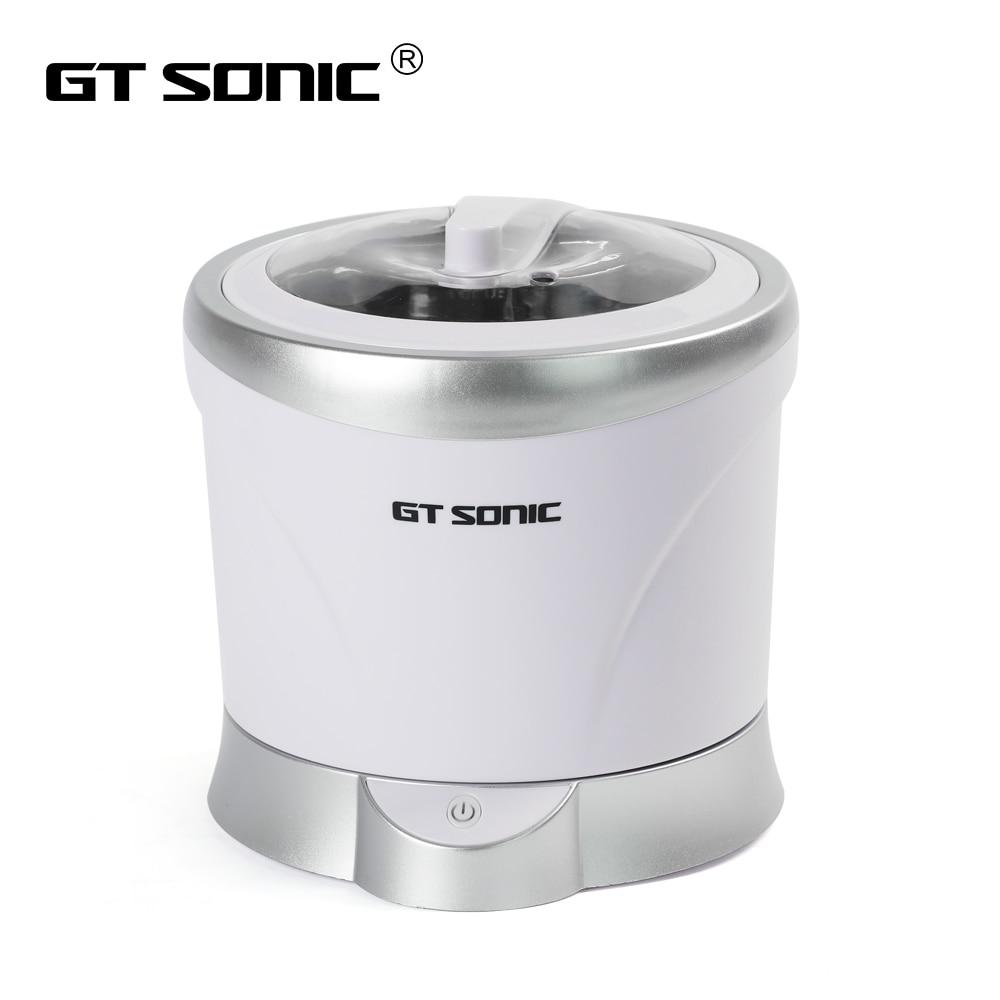 GTSONIC F2 Ultrasonic Cleaner 1000ML 35W Tea Cup Tea Set Coffee Cup Mini Household Ultrasonic Baths