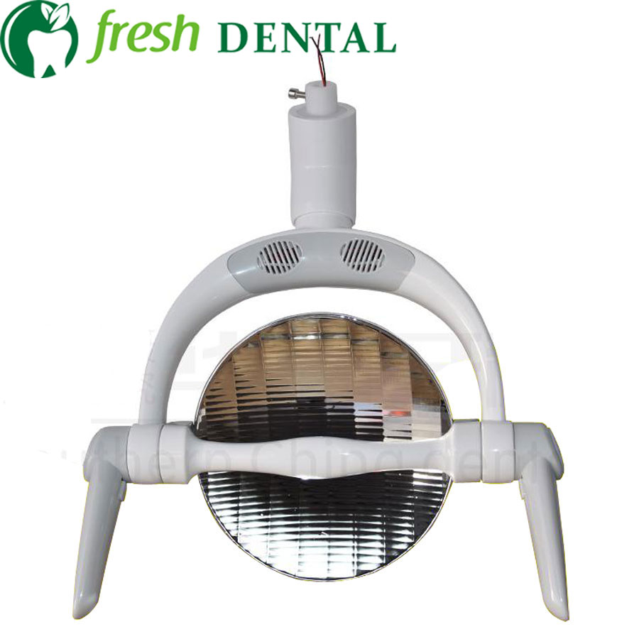 Dental Reflective LED Lamp Dental Shadowless Cold LED Light Oral Lamp with sensor Inspection Lamp Implant Surgery Lamp SL1020 l pack 380 led light mirror pick dental oral care kit light blue