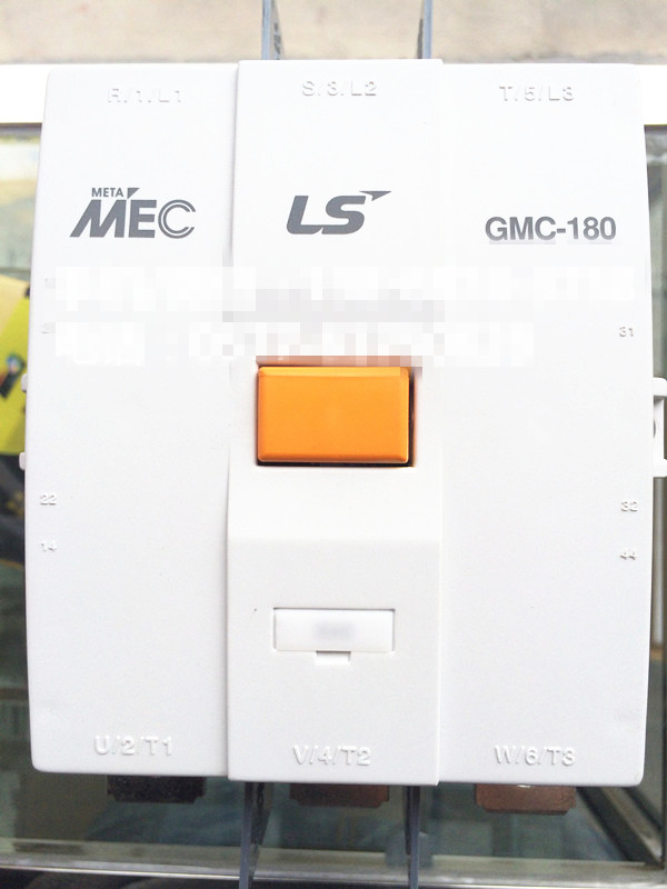 [Original True] LS(LG) Electromagnetic AC Contactor GMC-180 220V 380V