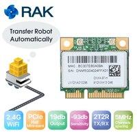 IoT PCIE 2,4G Wi-Fi модуль для AGV Смарт складской логистики/для сортировки/перенос краски с вышивкой закрытых стежков/промышленная производства роб...