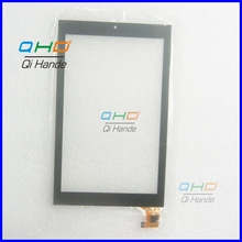"Black New replacement Capacitive touch screen touch panel digitizer sensor For 8"" inch Tablet FM802101FB Free Shipping"
