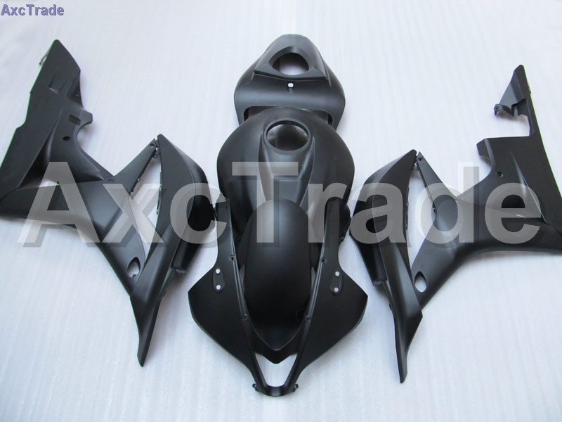 Bodywork Moto Fairings FIT For Honda CBR600RR CBR600 CBR 600 RR 2007 2008 F5 Fairing kit High Quality ABS Plastic Gray C111 abs injection fairings kit for honda 600 rr f5 fairing set 07 08 cbr600rr cbr 600rr 2007 2008 castrol motorcycle bodywork part