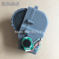1 Piece Robot Left Wheel With Motor Assembly For Panda X500 Robotic Vacuum Cleaner Replacement Parts