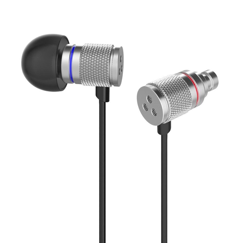 KZ HDS3 Earphone auriculares Special headset ear fone de ouvido bass headset audifonos phone headset best in Earphones