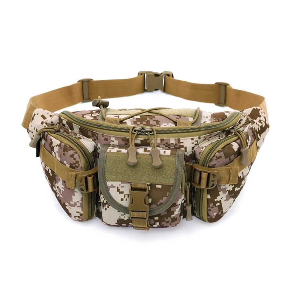 c66af2adf802 US $22.64 |Multifunction Waist Pack Pouch For Men Women Male Military Bag  Large Capacity Army Equipment Belt Bags-in Waist Packs from Luggage & Bags  ...