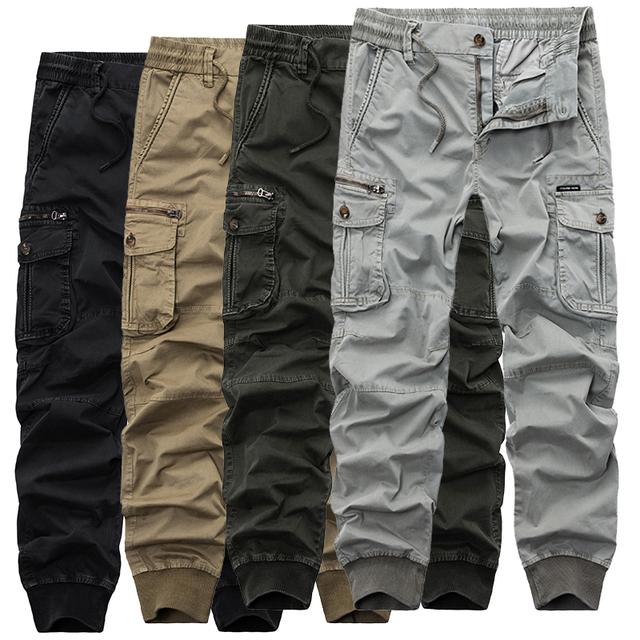 Pantalones Casual Para Hombres