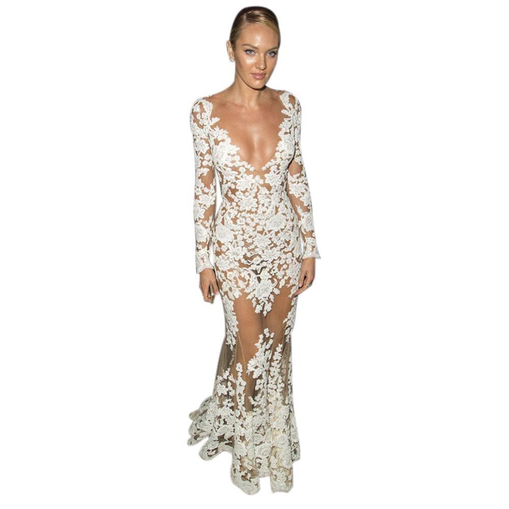 2019 coton Maxi robe Vadim Vestidos Mujer grande taille femmes longues robes Europe et amérique col en v manches solide naturel été