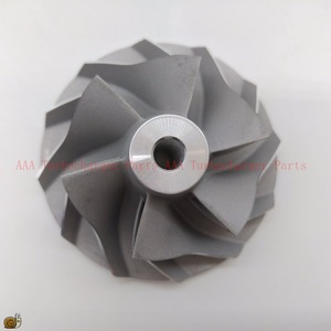 Image 2 - TD04L Turbo Compressor Wheel 36.3x51mm supplier AAA Turbocharger parts