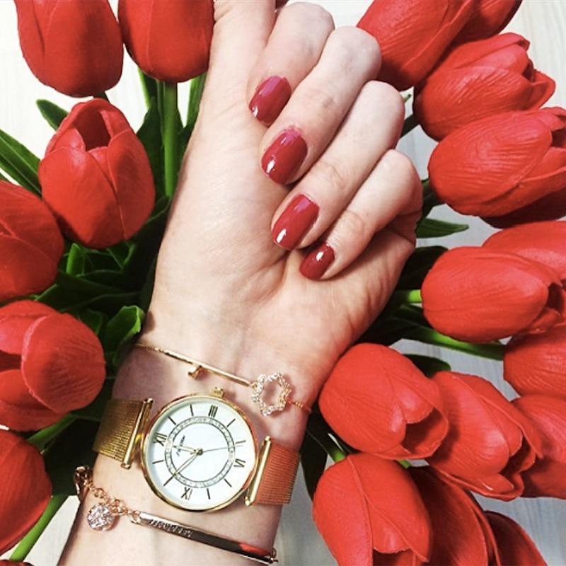 SINOBI Βραχιόλι από χρυσό Γυναικεία - Γυναικεία ρολόγια - Φωτογραφία 3