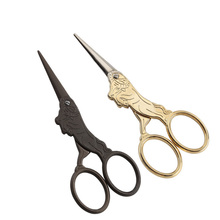 Sewing Hot Tailor Scissors Fabric Vintage Cattle For Stainless Steel Scissor Tools Cloth Needlework Homes Craft