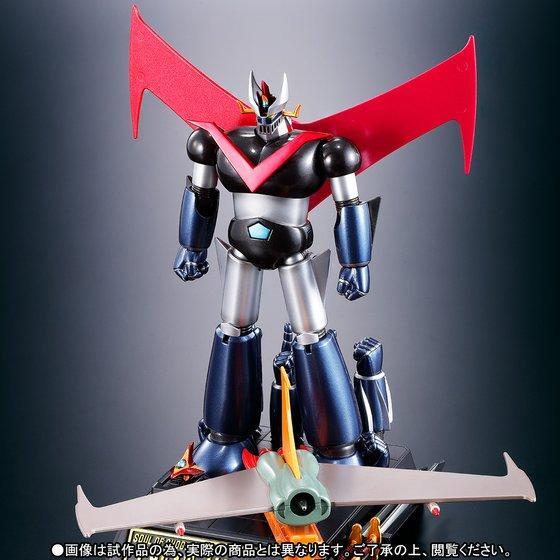 Original BANDAI Tamashii Nations Soul of Chogokin GX-02R(TN2016 Anniv.) Action Figure - Great Mazinger TAMASHIINATION 2016 ver. great soul of siberia