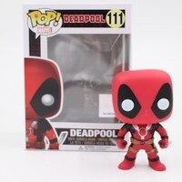 Funko pop Maravilha Oficial: Universo Legends X-men Deadpool Filme Quente Coleccionáveis Figura Modelo Brinquedo do Vinil com o Original caixa