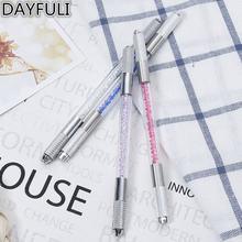 Акриловая ручка dayfuli для макияжа татуажа микроблейдинга перманентных