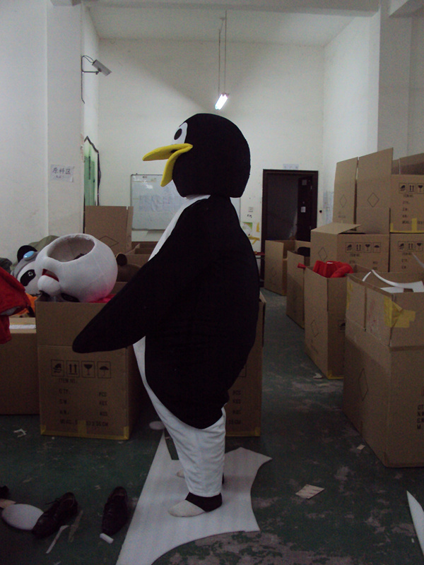 2018 New Penguin Sir Cartoon Character Costume Cosplay Mascot Custom Products Custom-made(s.m.l.xl.xxl) Free Shipping