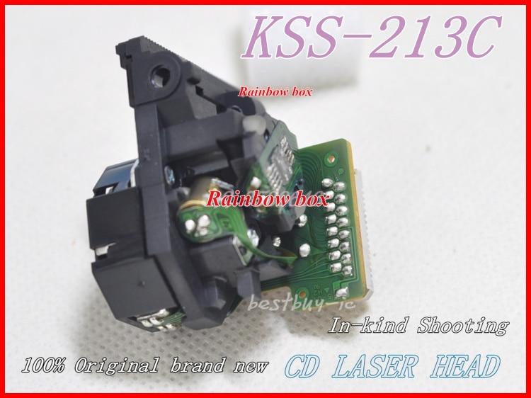 100% nou original KSS-213 Pickup optic CD KSS-213C poate înlocui - Audio și video acasă