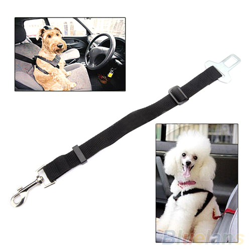 Cat Dog Pet Safety Seatbelt for Car Vehicle Seat Belt Adjustable Harness Lead 7KHB belt
